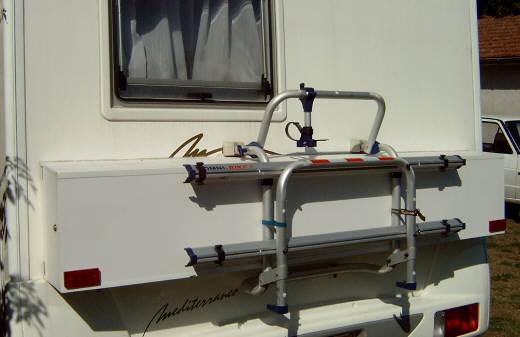 Bricolage - Porte velo electrique pour camping car ...